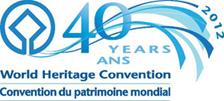 40° anniversario della Convenzione sul Patrimonio Mondiale
