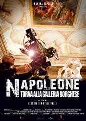 Locandina del film Napoleone torna alla Galleria Borghese