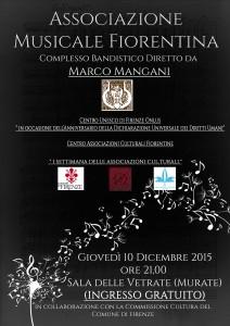 Concerto 10 dicembre 2015